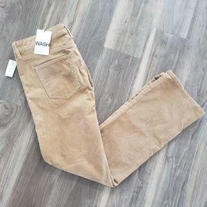 GAP 1969  Perfect Boot Corduroy Jeans
